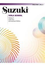 Alfred Suzuki Viola School Viola Part, Volume 8
