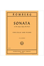 International Romberg - Sonata in B flat major opus 38, no. 3