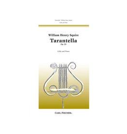Carl Fischer LLC Squire - Tarantella, Op. 23 Cello, Piano D MINOR