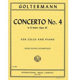 International Goltermann Concerto No. 4 Op.65 - Cello