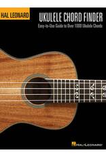 Hal Leonard Hal Leonard Ukulele Chord Finder Easy-to-Use Guide to Over 1,000 Ukulele Chords Fretted