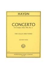International Haydn Concerto in D Major - Cello