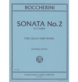 International Boccherini Sonata No.2 in C Major - Cello