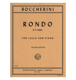 International Boccherini Rondo in C Major - Cello