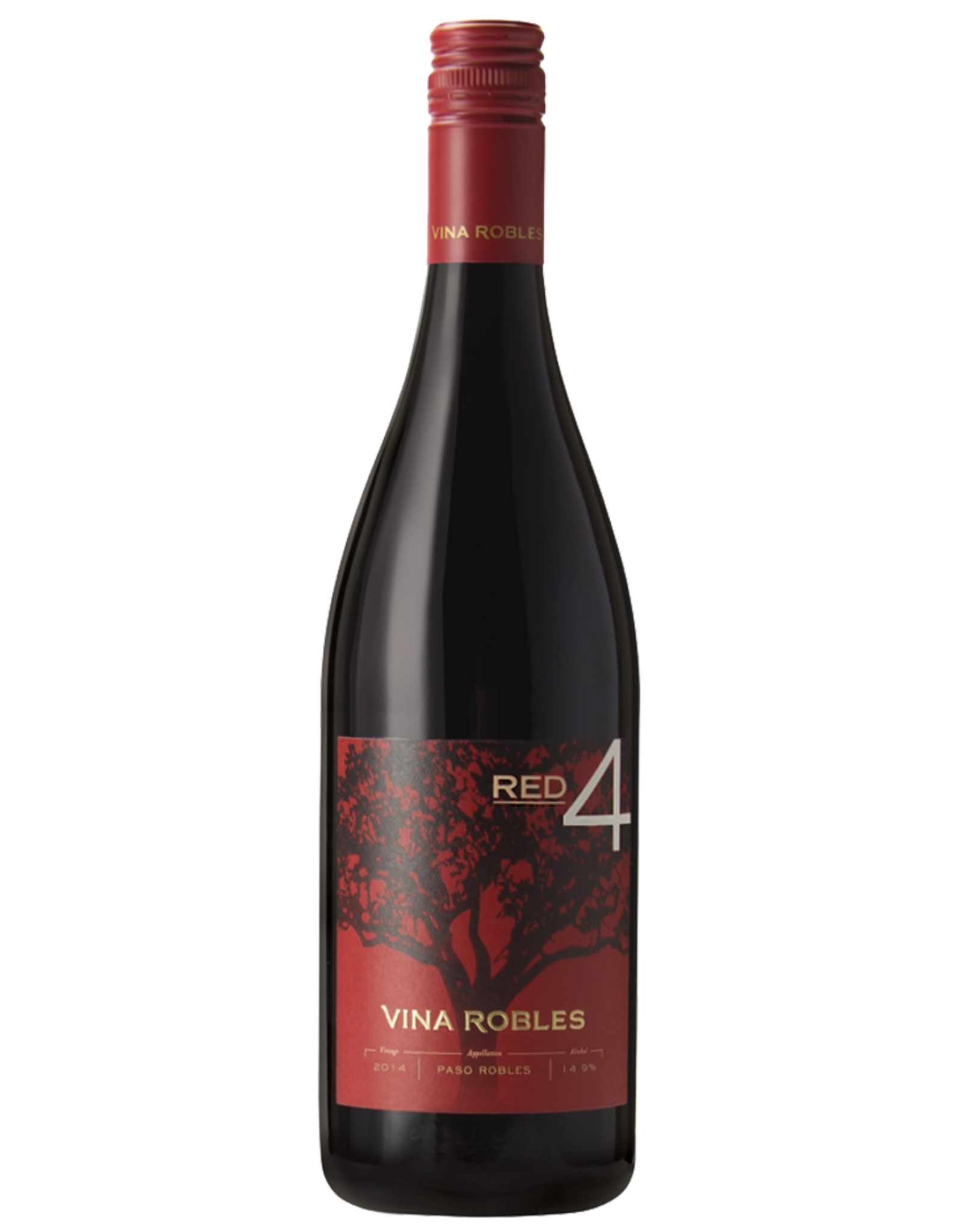 Vina Robles Red 4 Syrah Paso Robles 2015