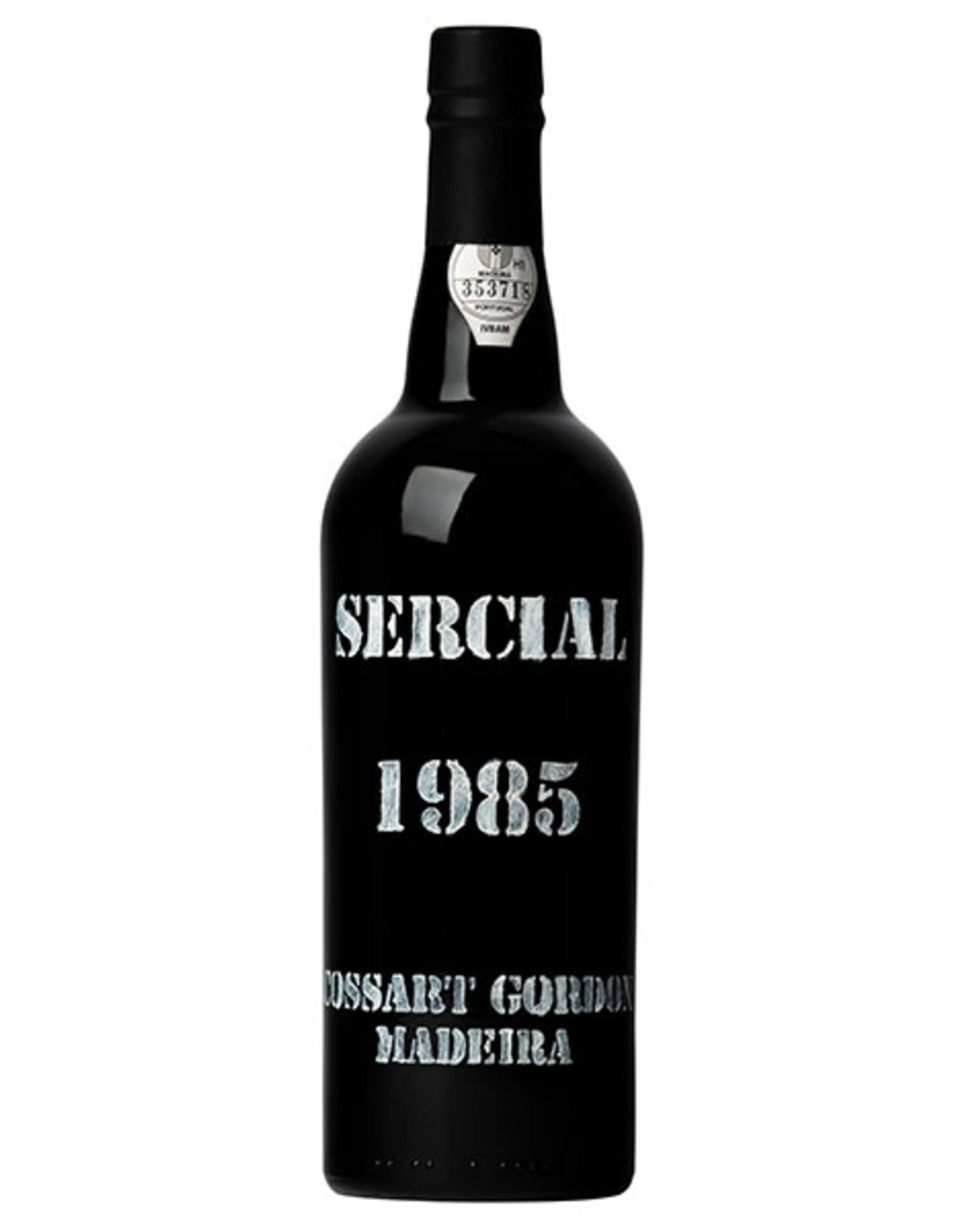 Cossart Gordon Sercial Madeira 1985
