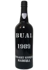 1989 Cossart Grodon Bual Madeira