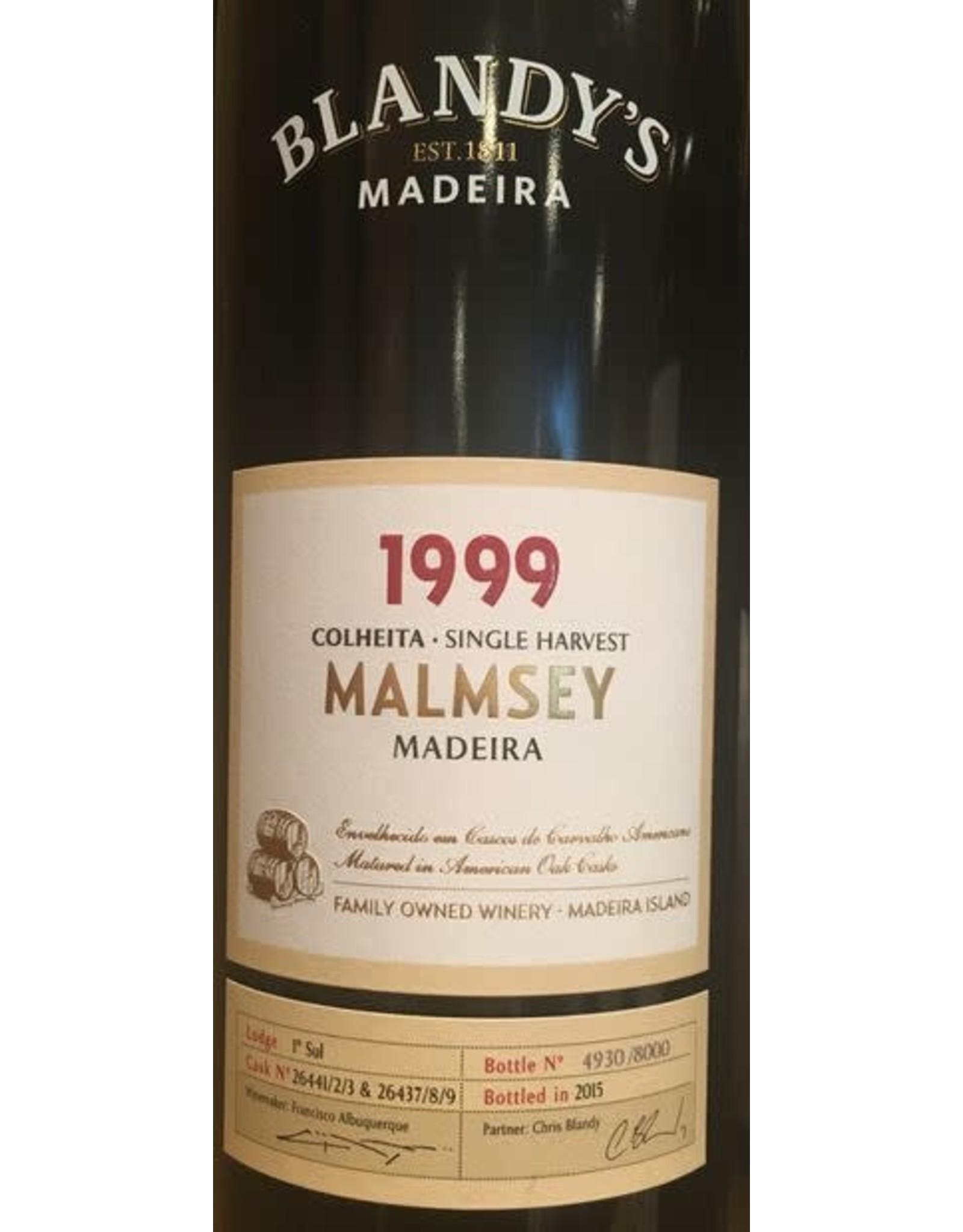 Blandy's Malmsey Madeira 1999