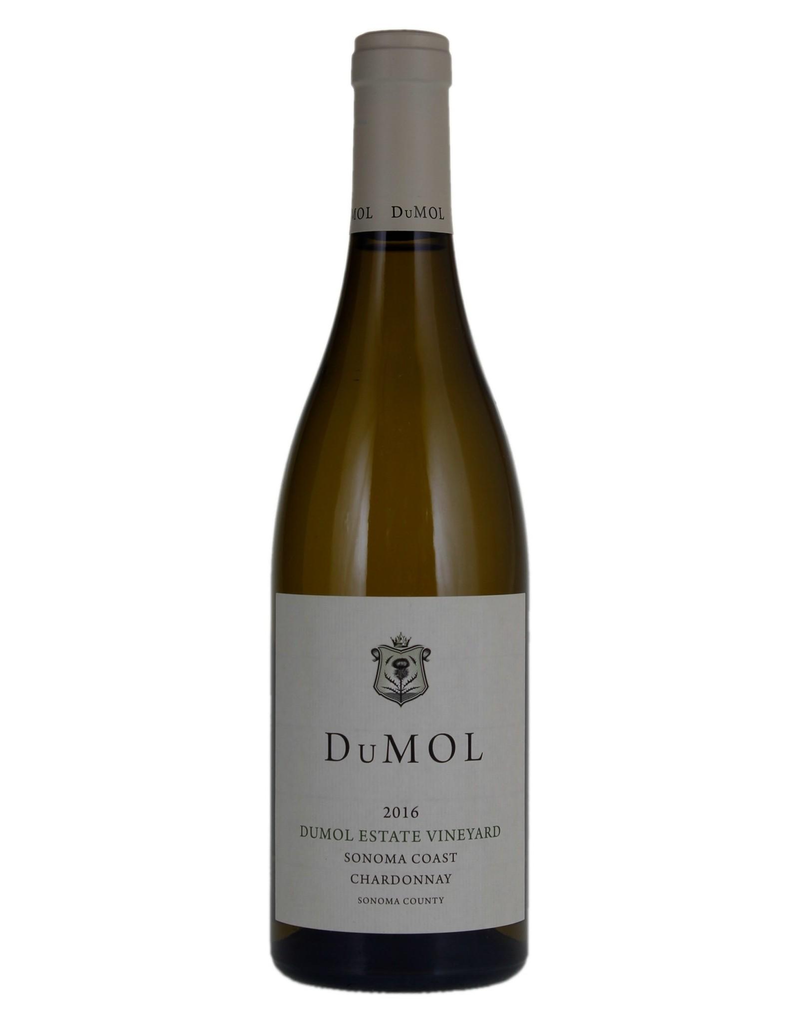 DuMOL Estate Vineyard Sonoma Coast Chardonnay 2016