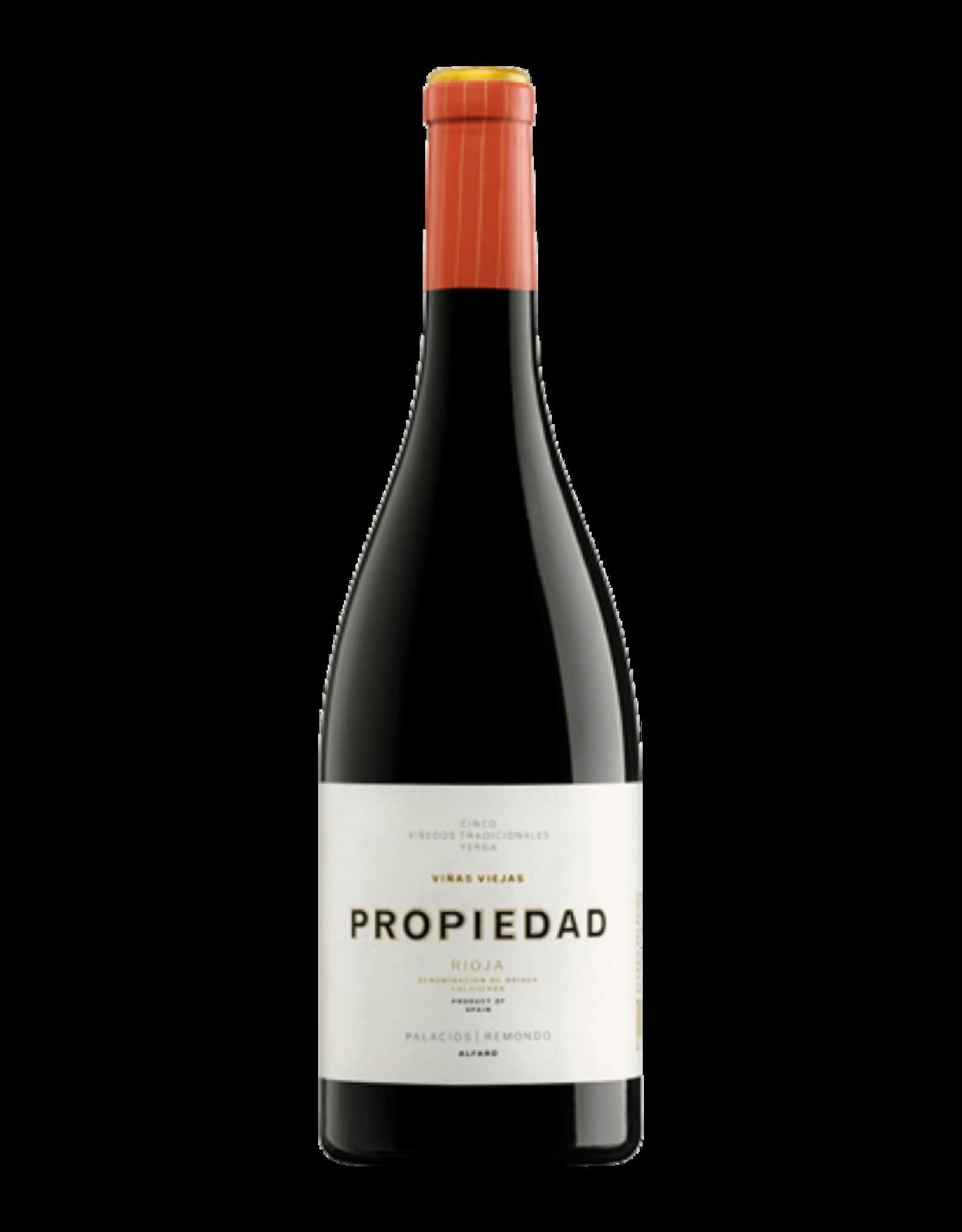 2015 Propiedad Rioja