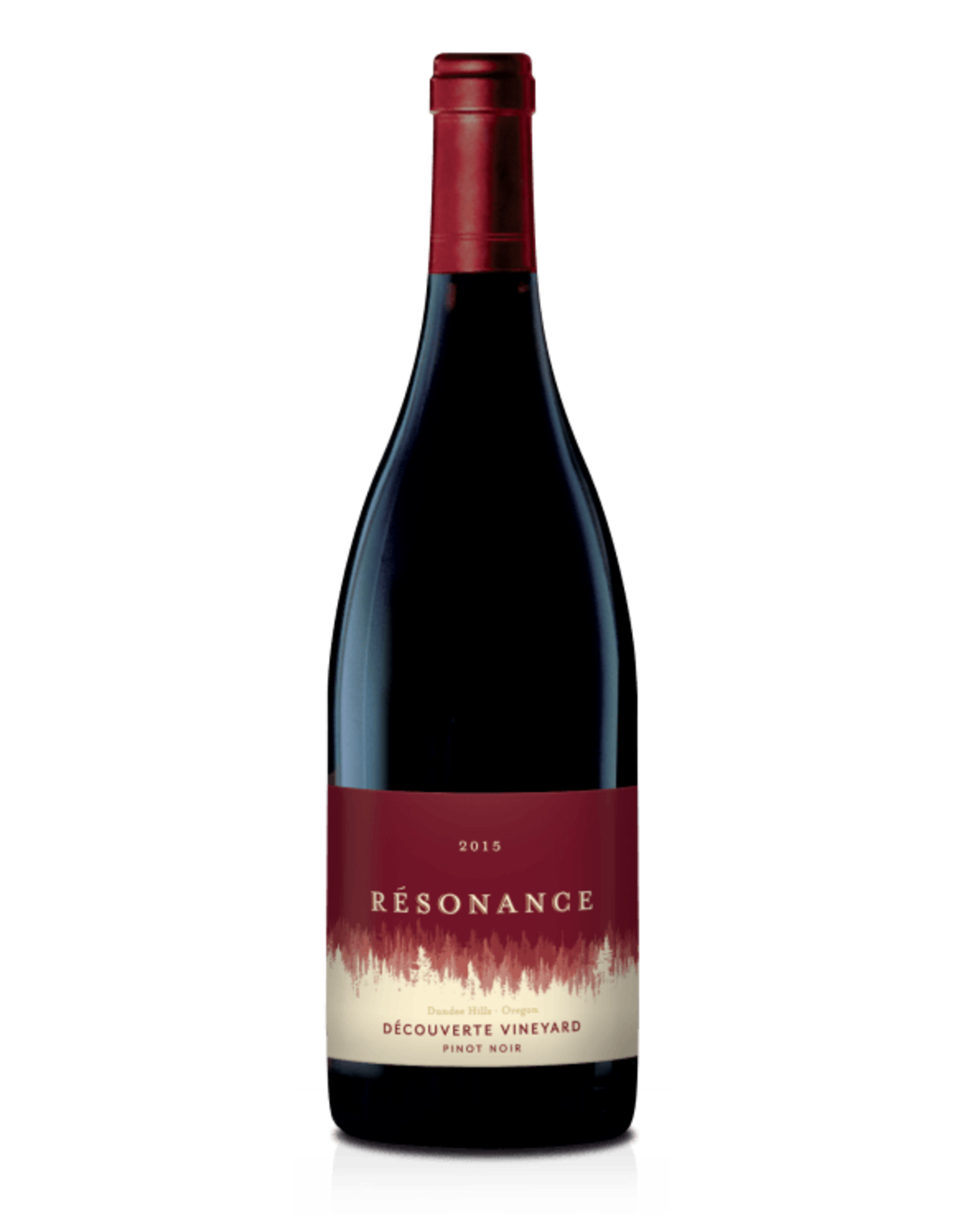 Resonance Decouverte Vineyard Pinot Noir 2015