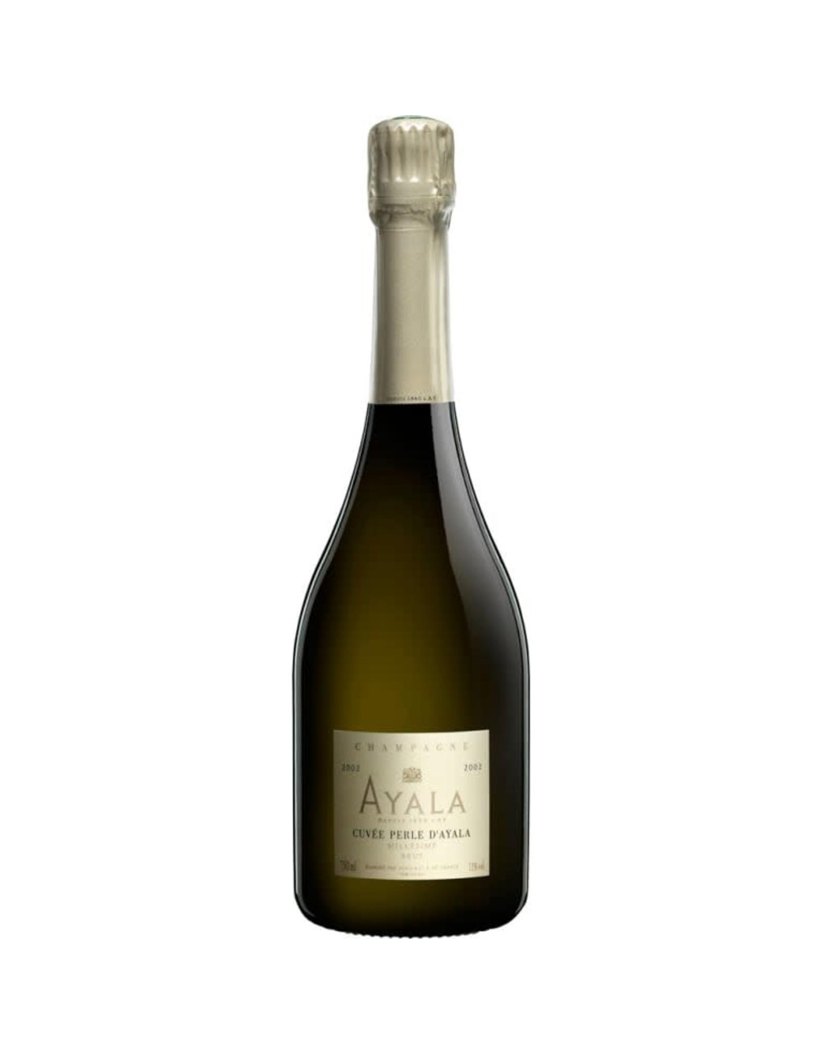 "Ayala ""Cuvee Perle d'Ayala"" Champagne 2002"