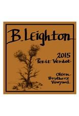 B Leighton Petit Verdot 2016