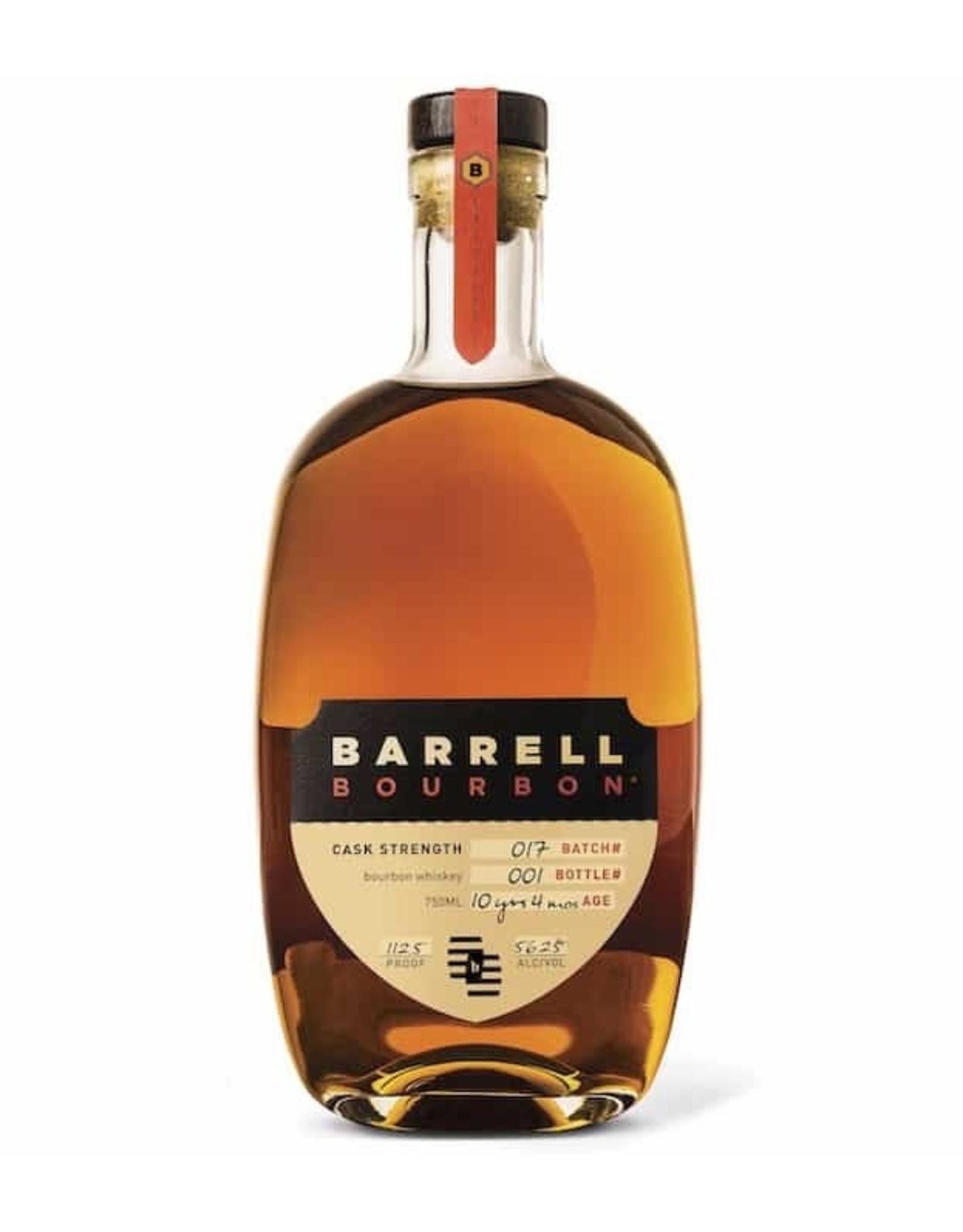 Barrell Craft Barrel Strength Batch 17