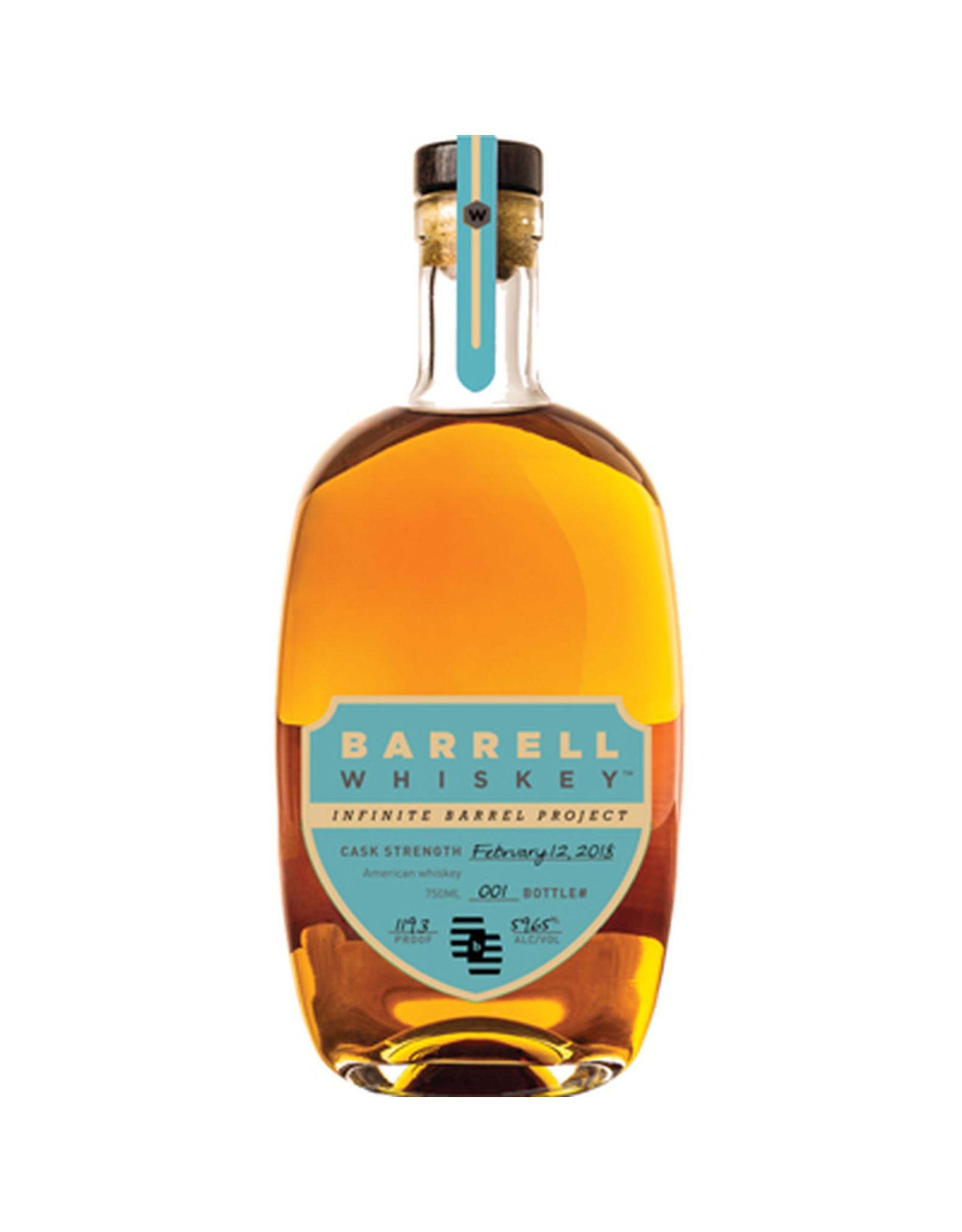 Barrell Craft Spirits Infinite Barrel