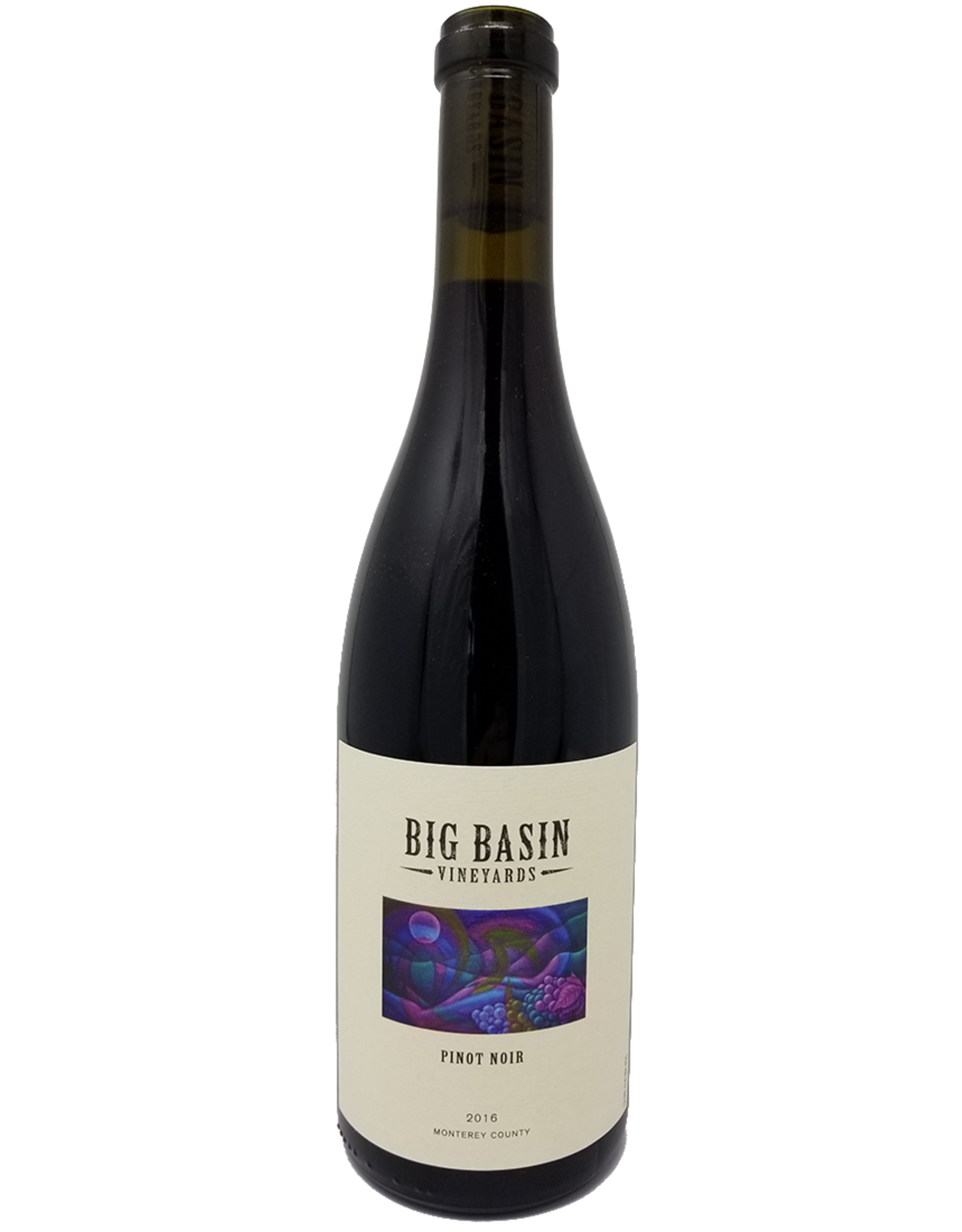 Big Basin Monterey Pinot Noir 2016