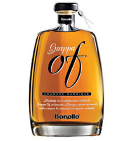 Bonollo Grappa of Amarone Barrique