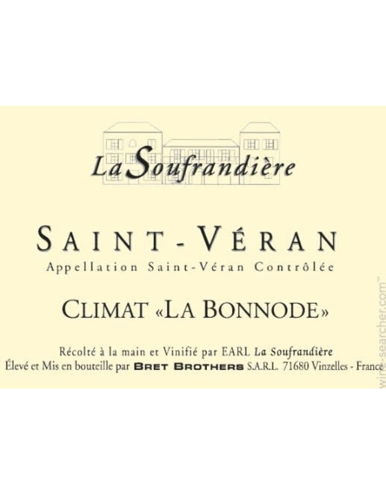 Bret Brothers La Soufrandiere Saint-Veran La Bonnode 2016