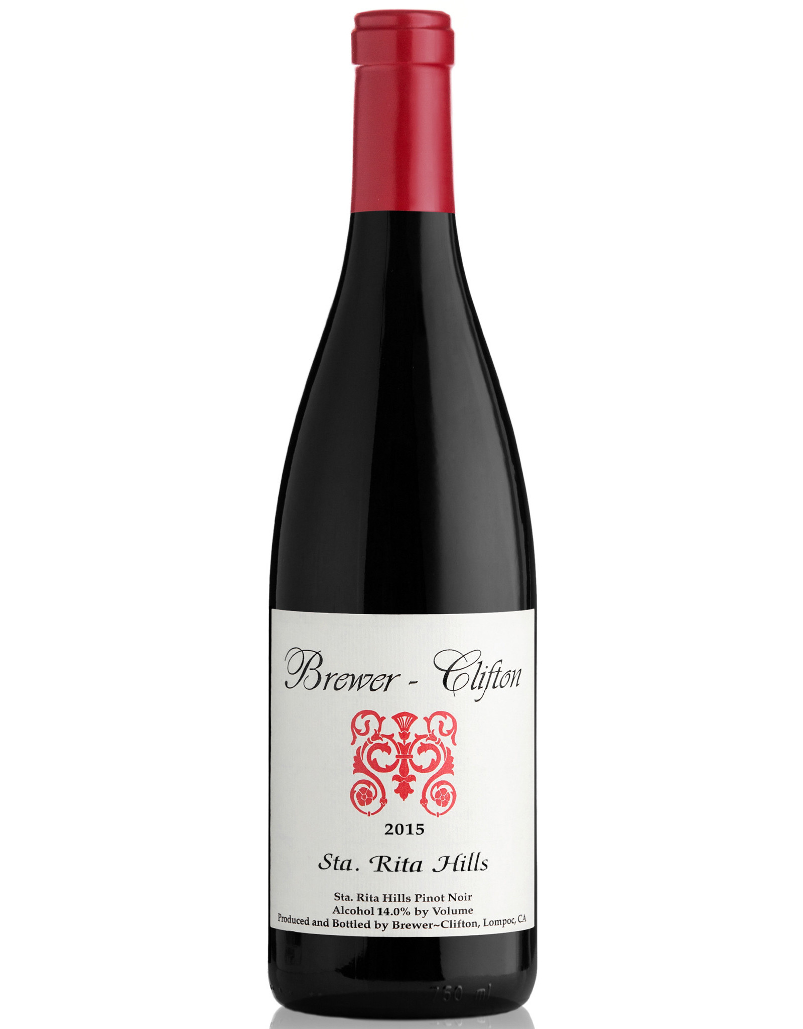 Brewer Clifton Estate Pinot Noir 2015