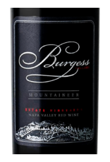 Burgess Mountaineer Red Wine 2013
