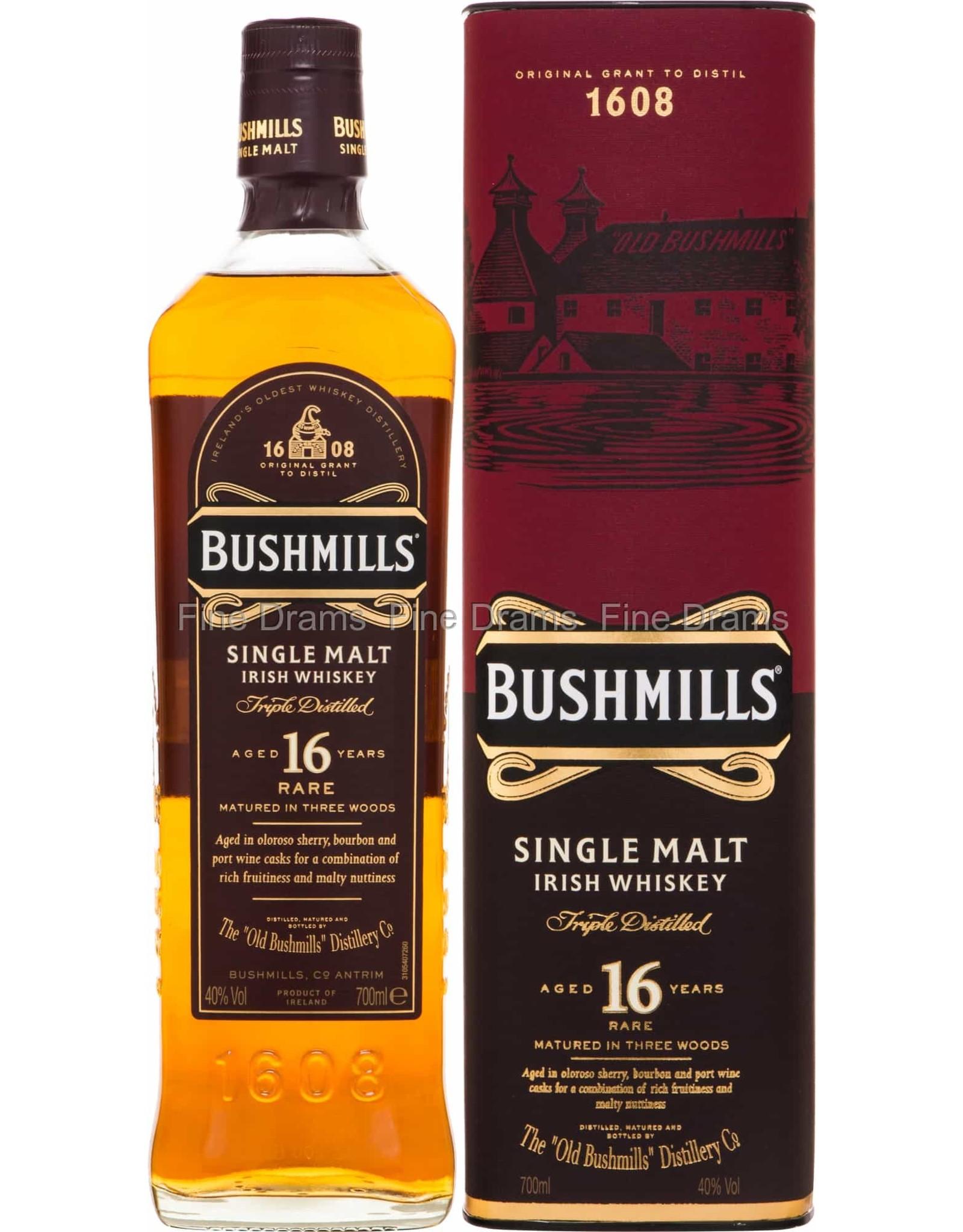 Bushmills Single Malt Irish Whiskey 16 years old
