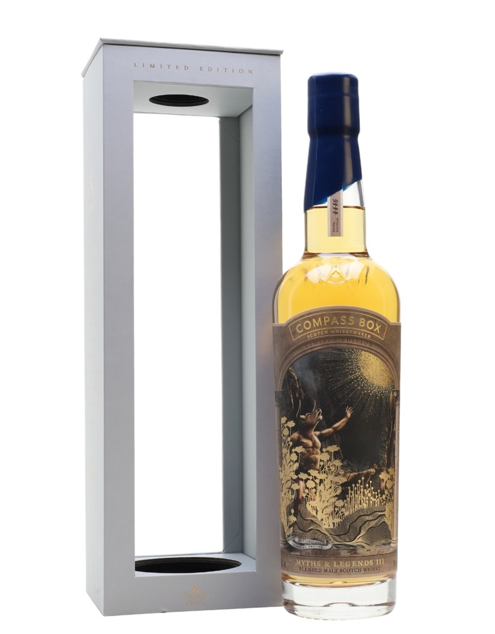 Compass Box Myth & Legends III