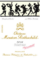 Chateau Mouton Rothschild, Pauillac 2016