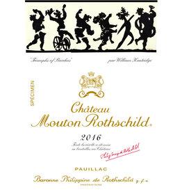 Chateau Mouton Rothschild, Pauillac 2016
