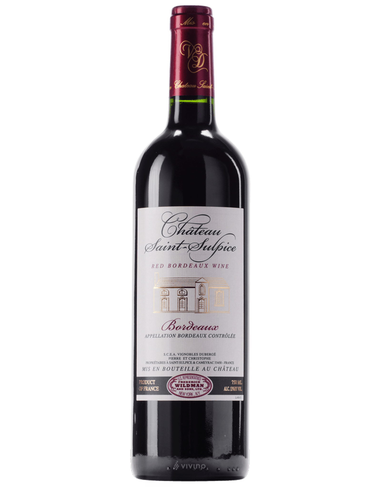 Chateau St Sulpice 2016