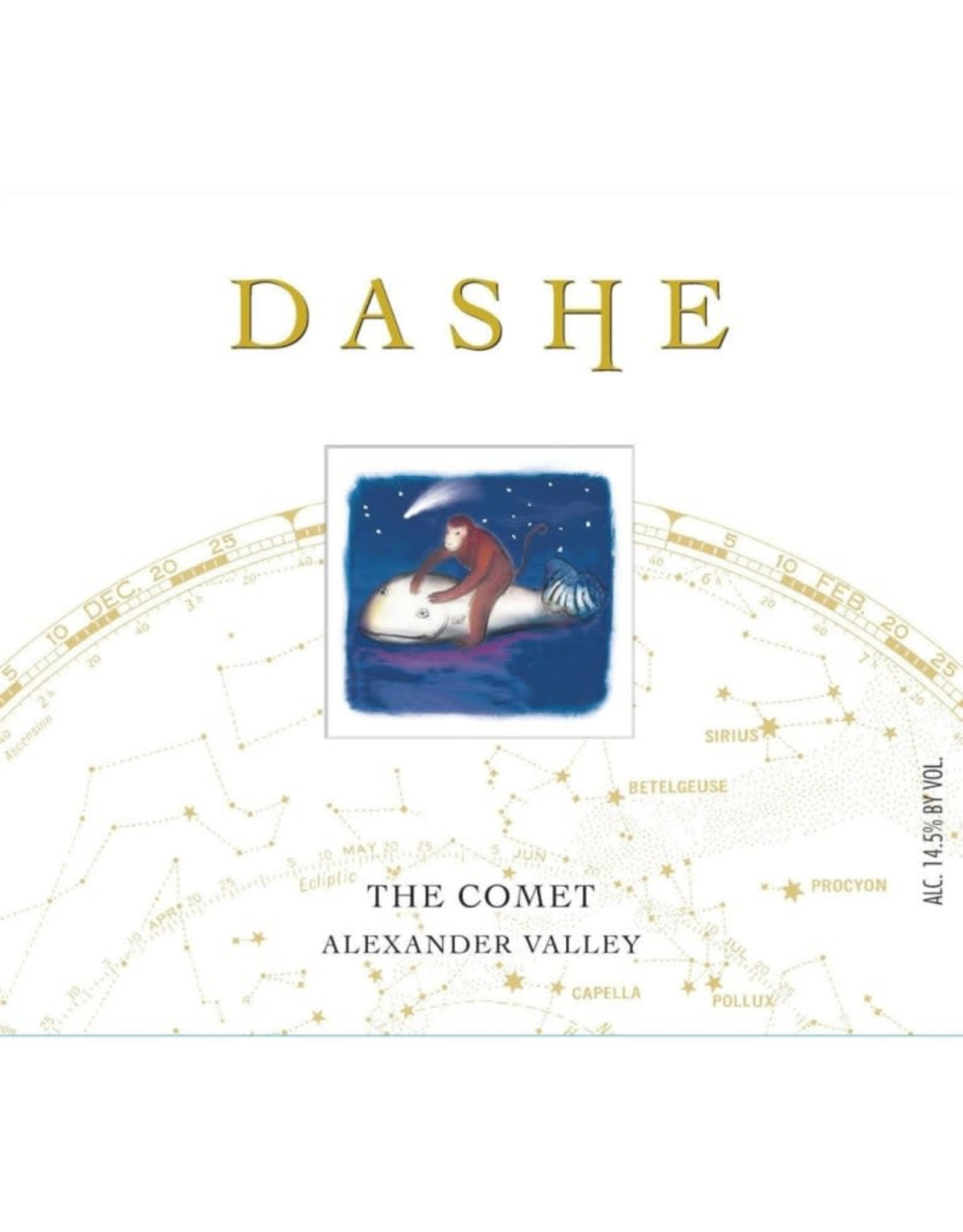 """Dashe """"The Comet"""" Red Blend 2013"""