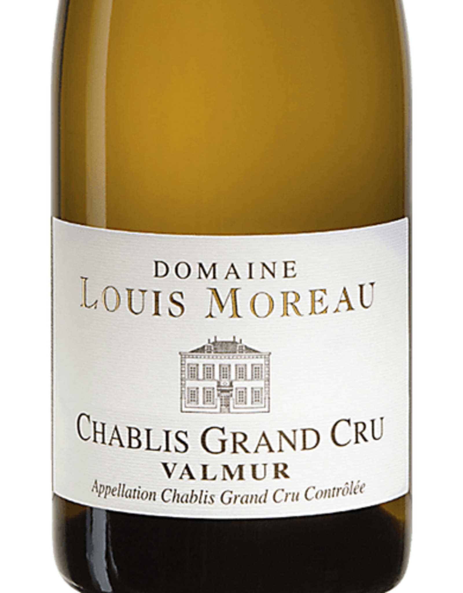 Domaine Louie Moreau Chablis Grand Cru Valmur, Burgundy 2016