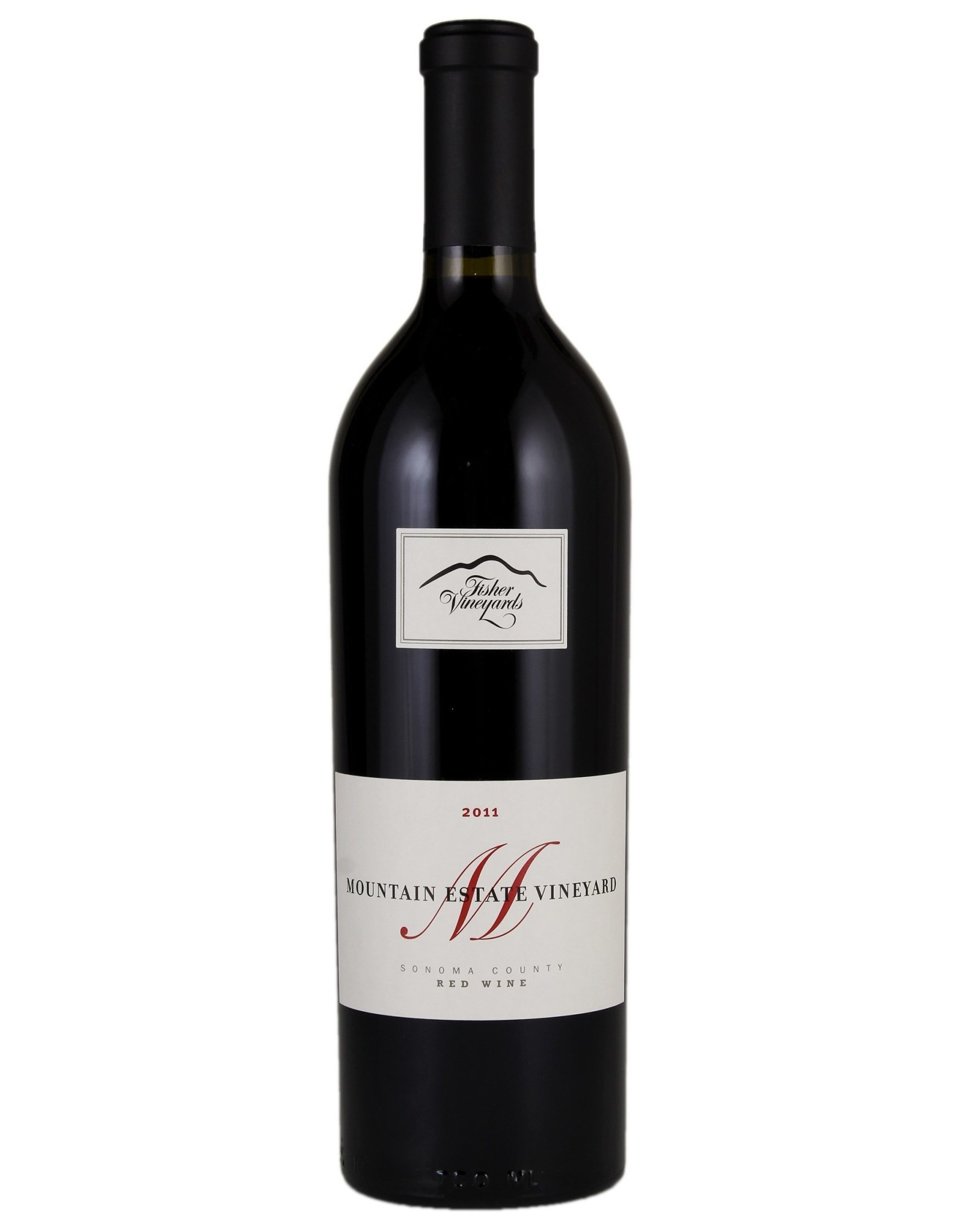 Fisher Vineyards Mountain Estate Red Blend Sonoma County 2011
