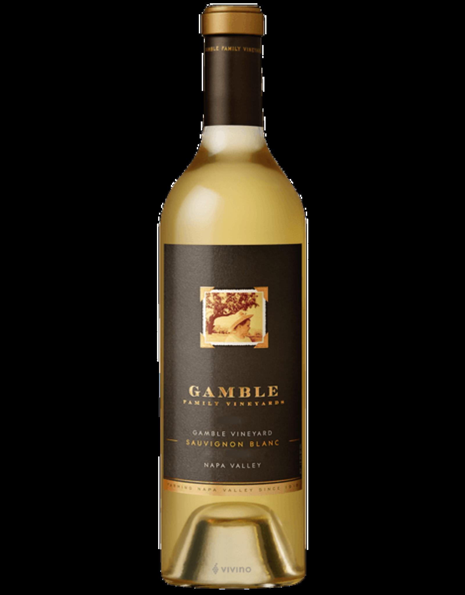 Gamble Sauvignon Blanc