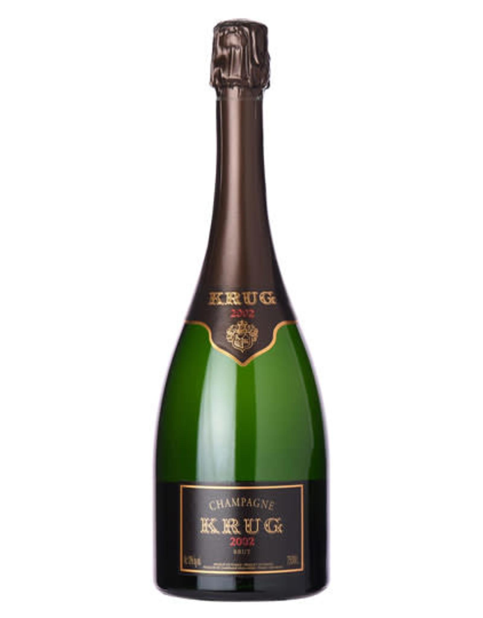Krug, Vintage Champagne 2002