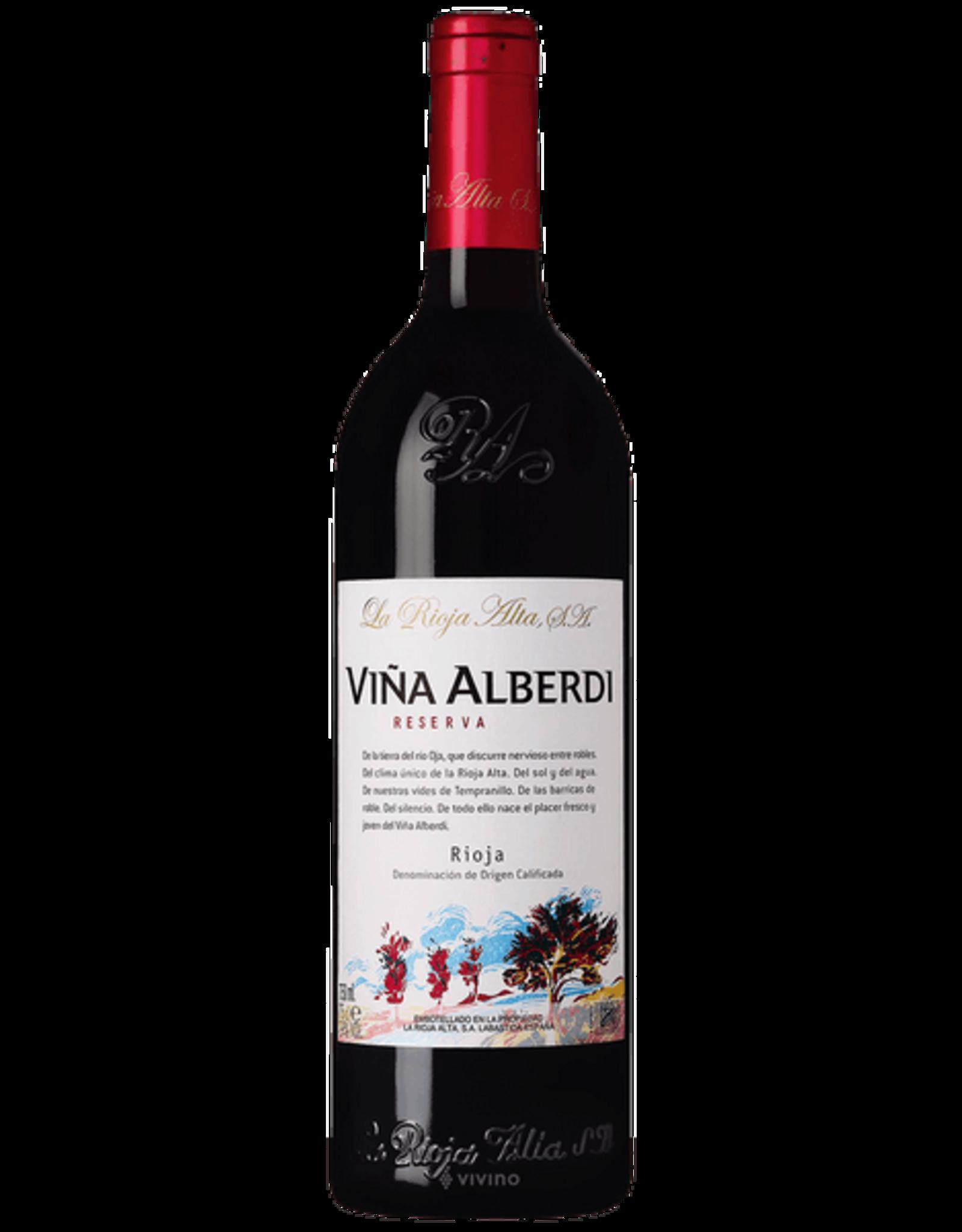 La Rioja Vina Alberdi 2015