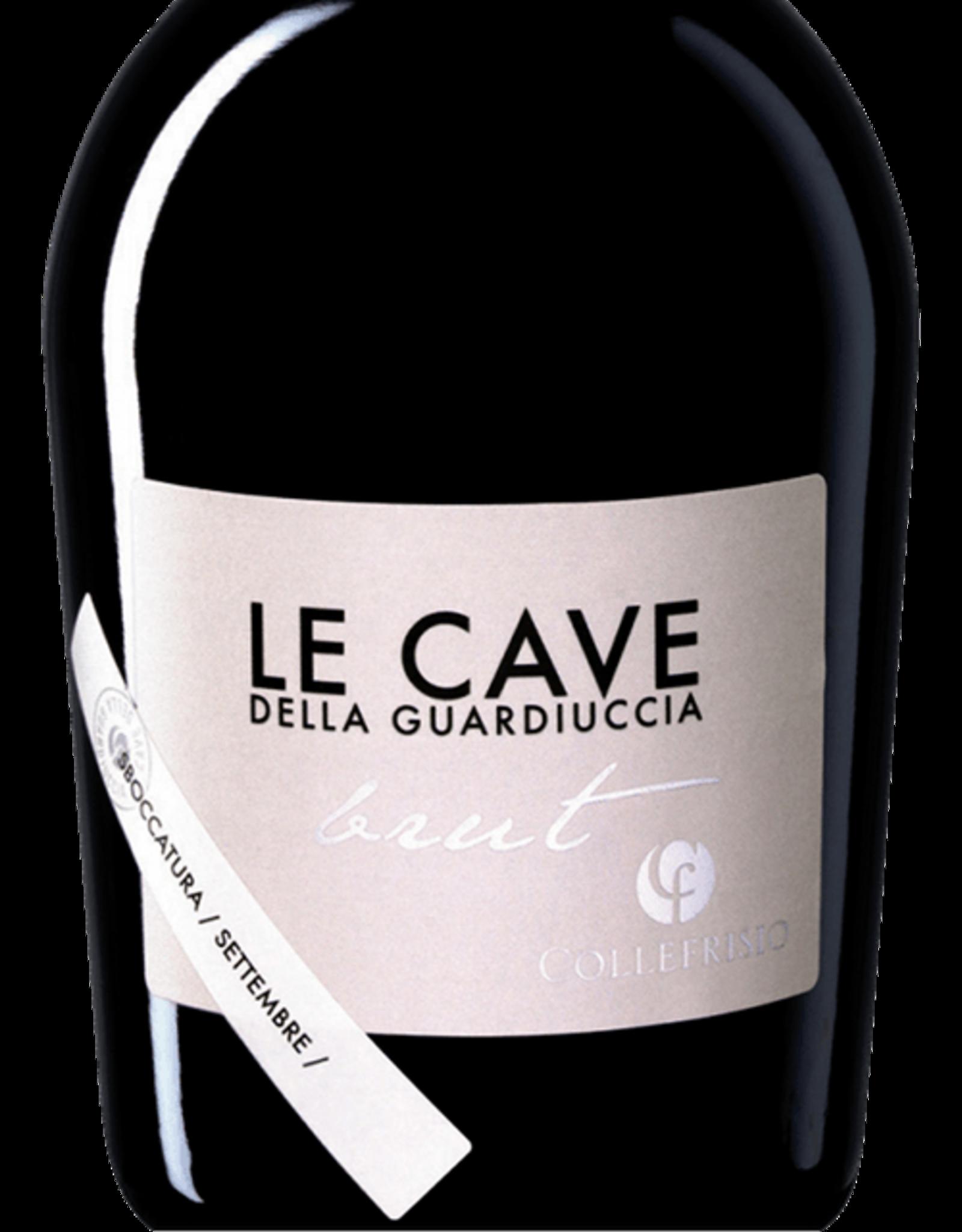Collefrisio Le Cave Della Guardiuccia Brut 2012