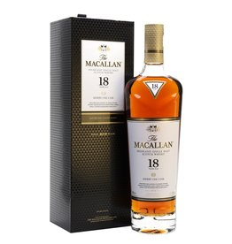 The Macallan 18YR Sherry Finish