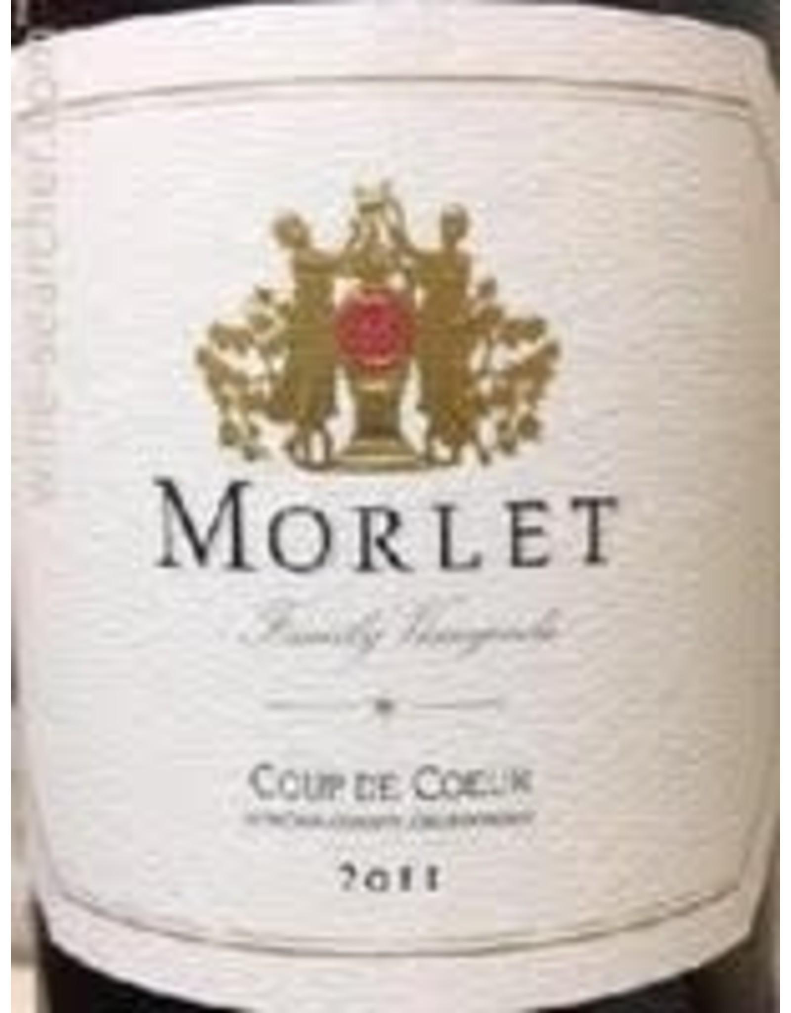 Morlet 'Coup Decoeur' Chardonnay, Sonoma County 2013