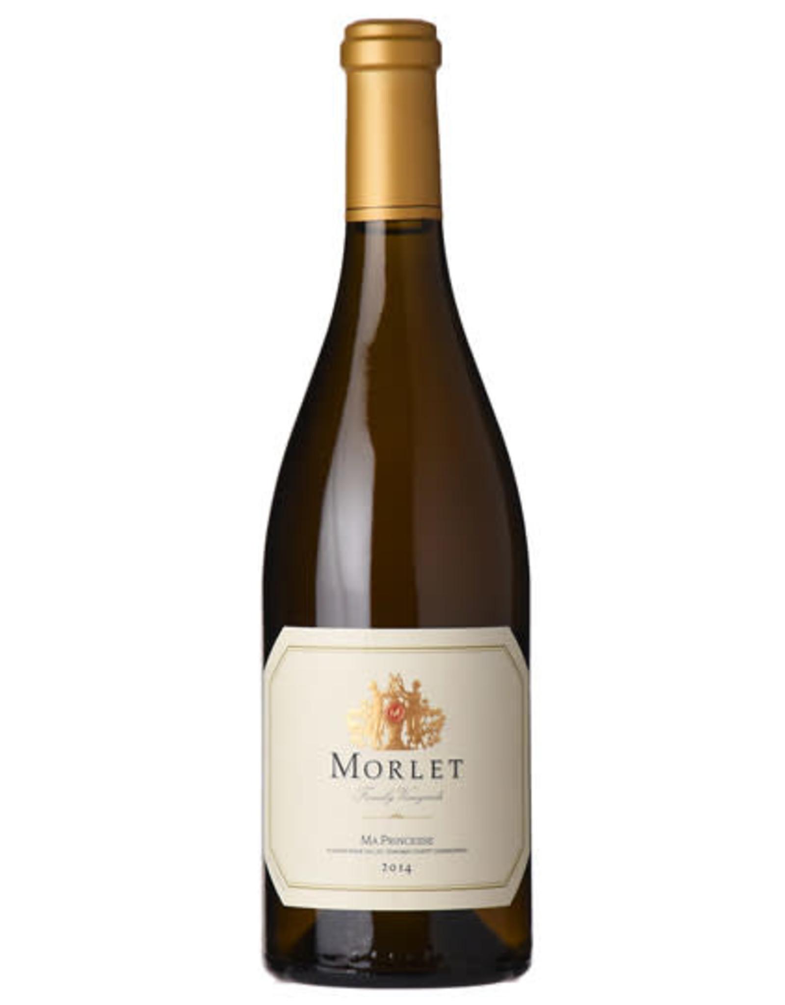 "Morlet ""Ma Princess"" Chardonnay 2014"