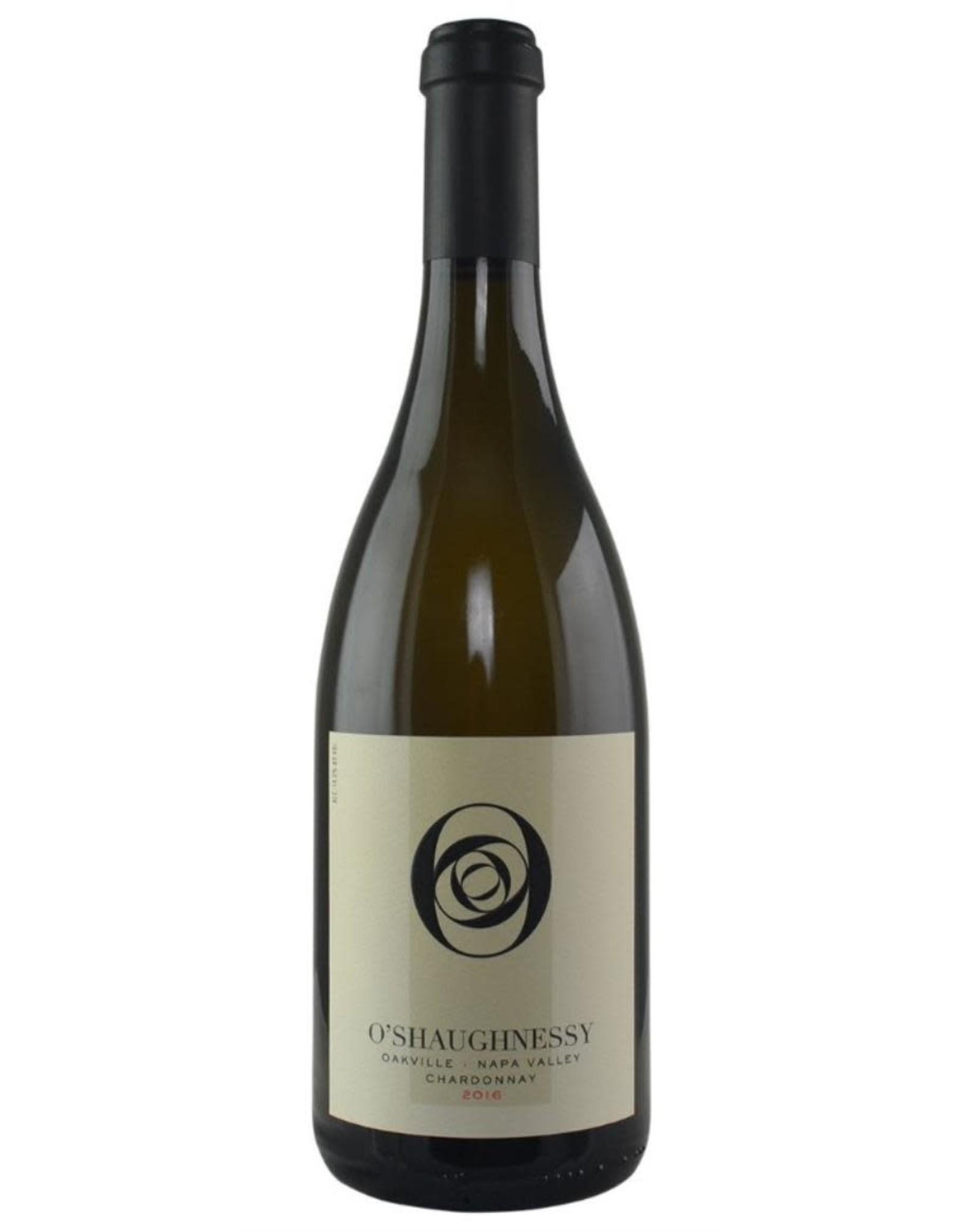 O'Shaughnessy Chardonnay 2016