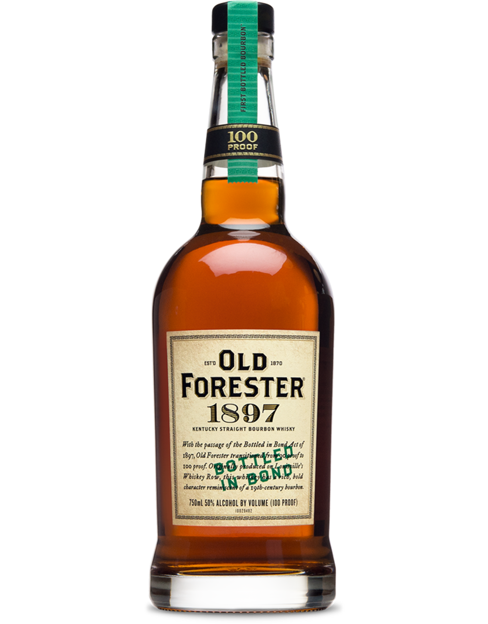 Old Forester 1897