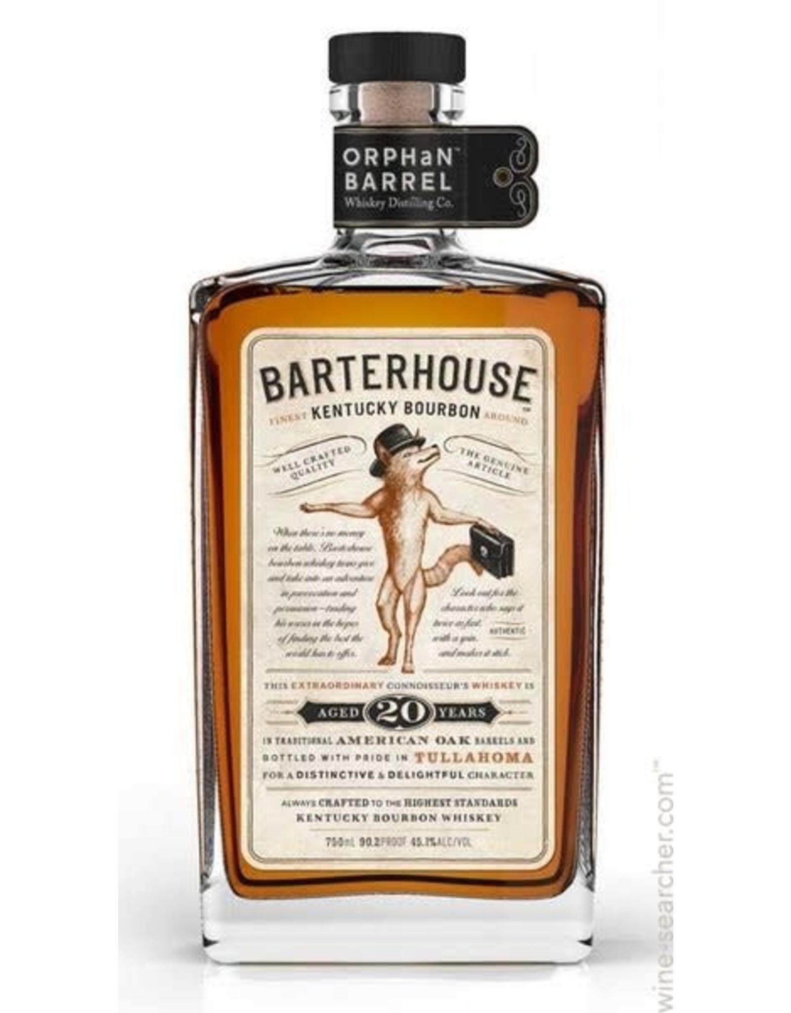 Orphan Barrel Barterhouse 20 year