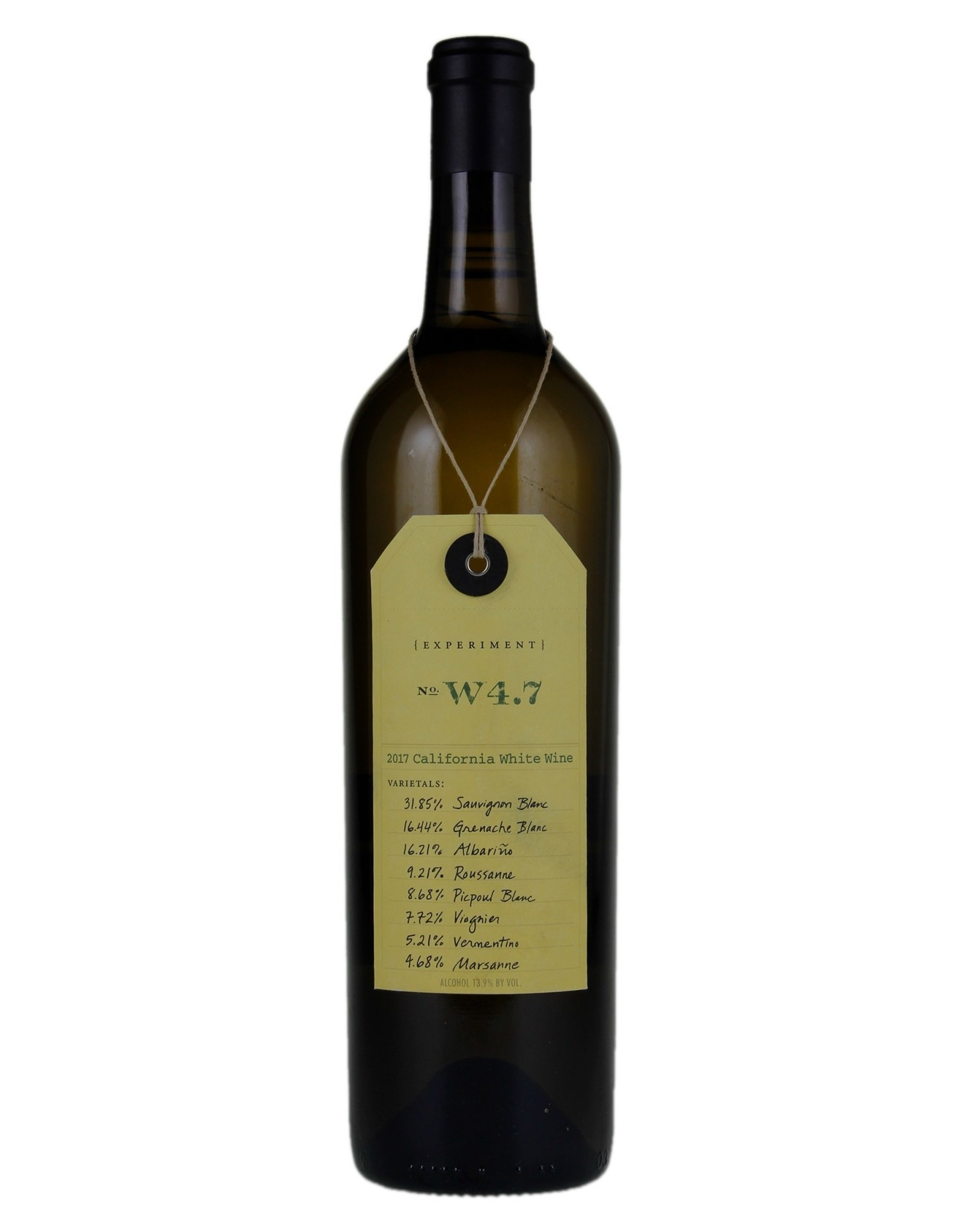 Ovid Experiment White Wine