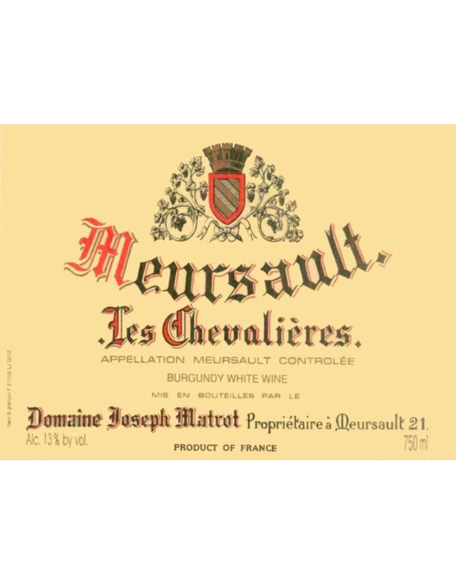 Pascale Matrot Meursault Les Chevalieres 2016