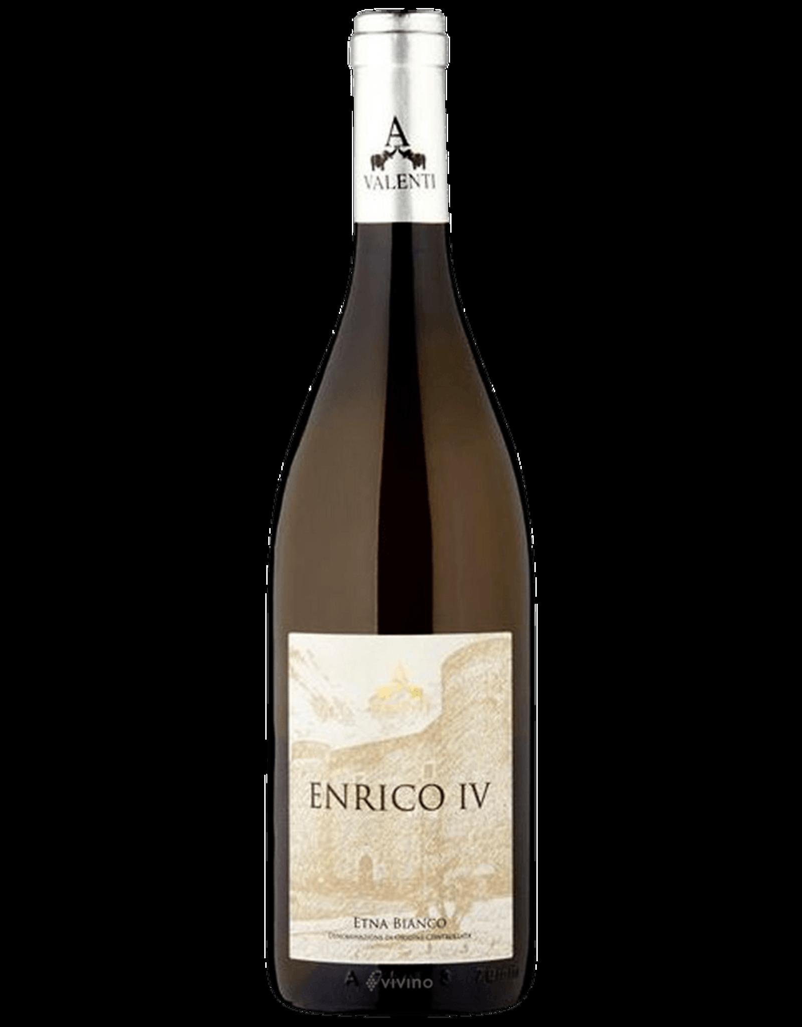 Valenti Enrico IV Etna Bianco 2018