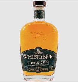 Whistle Pig Farmstock Rye