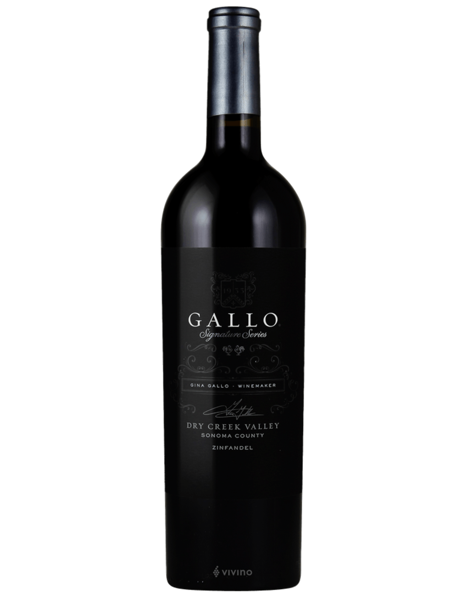 Gallo Dry Creek 'Signature Series' Zinfandel 2012