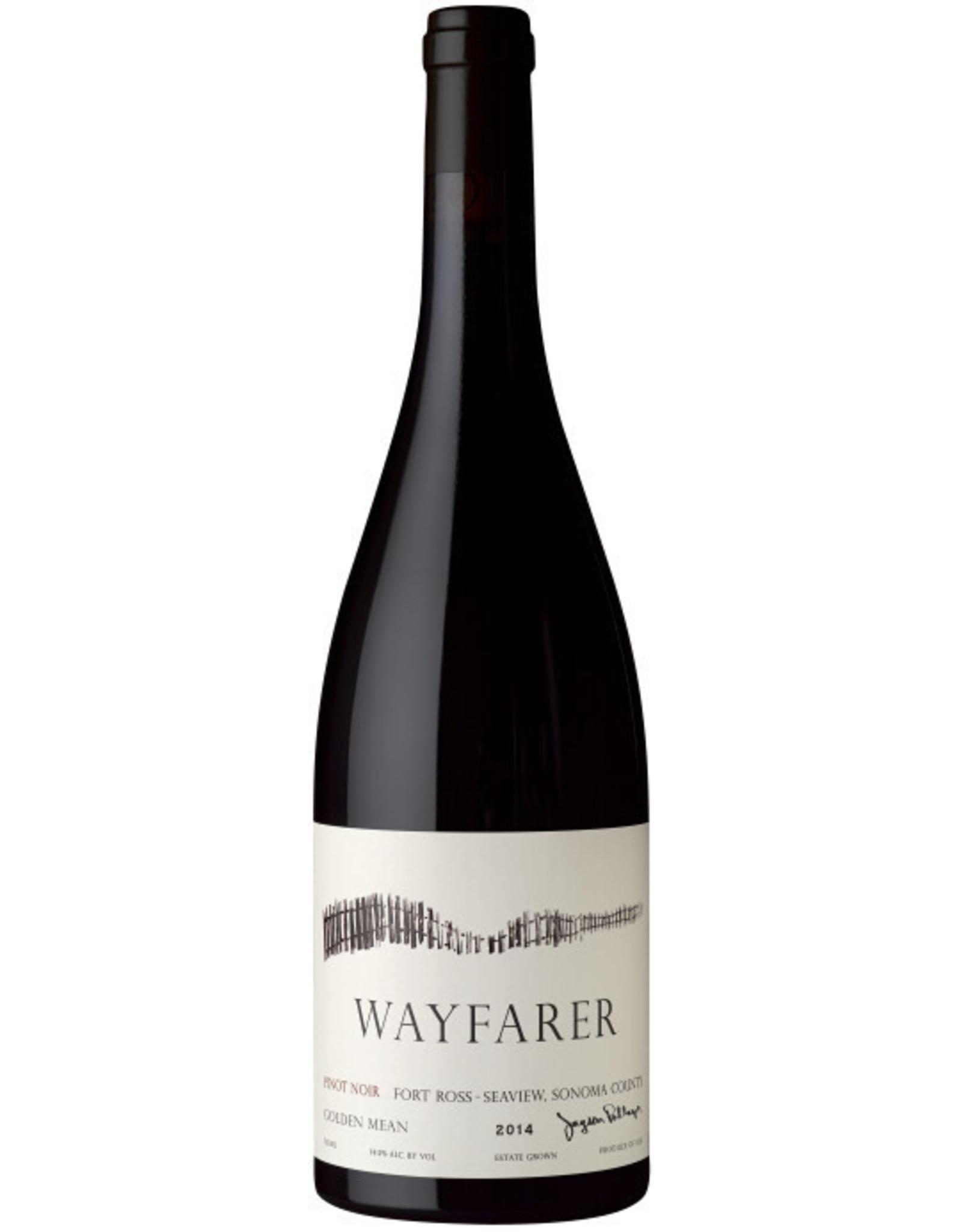 Wayfarer 'Golden Mean' Pinot Noir, Fort-Ross Seaview 2014