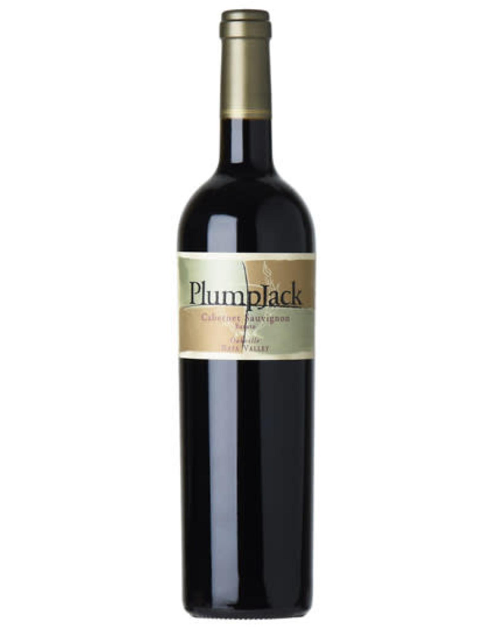 PlumpJack Cabernet Sauvignon 2018