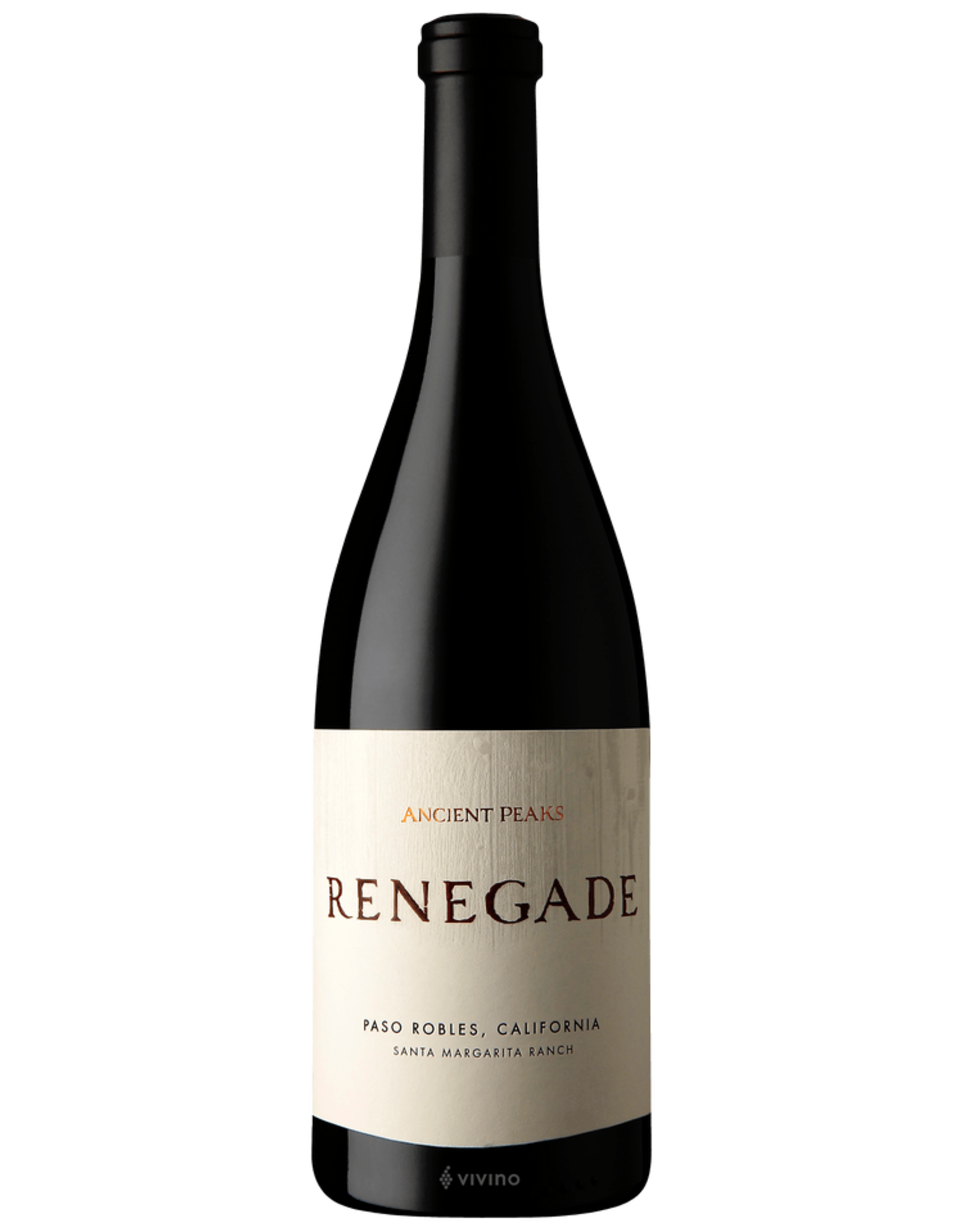 Ancient Peaks Renegade Paso Robles 2016